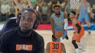 Rising Stars Crazy Basketball Debut! NBA 2K19 MyCareer Ep.28