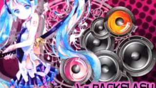 【初音ミク】 Hatsune Miku - \ - Backslash (HD)