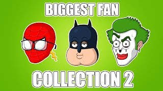 BIGGEST FAN 6-12 | COMPLETE COLLECTION