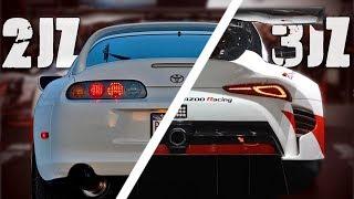 Did Toyota Ruin The 2020 MKV Supra?