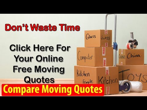 Compare Moving Quotes | Get 7 FREE Moving Quotes Now & Save Up To 35%
