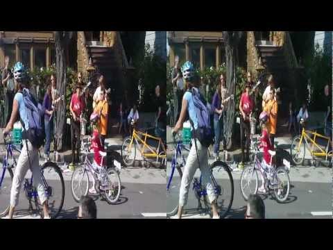 Band @ San Francisco City Streets -Western Addition- (yt3d:enabled=true)
