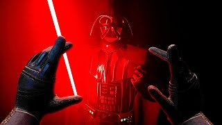 Meeting Darth Vader In VR Was A Terrifying Mistake - Vader Immortal