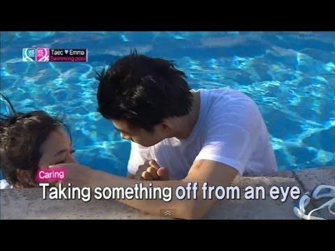 Global We Got Married EP08 (Taecyeon&Emma Wu)#1/3_20130524-우리 결혼했어요 세계판 EP08 (택연&오영결)#1/3