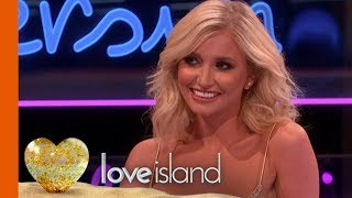 Amy Responds to Clip of Curtis Admitting His Feelings for Jourdan | Love Island Aftersun 2019