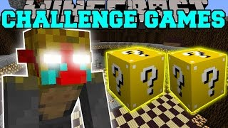 Minecraft: MONKING CHALLENGE GAMES – Lucky Block Mod