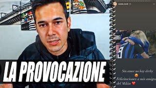 MI FATE PENA!! L'ULTIMA PROVOCAZIONE DI WANDA ICARDI SU INTER-MILAN 1-2
