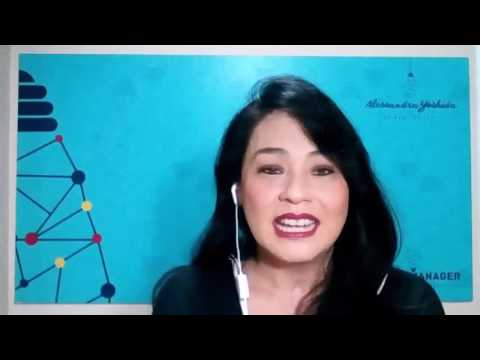 1º Conviverh - Palestrante Alessandra Yoshida