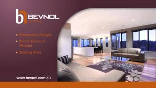 Bevnol Homes on Frankston TV