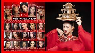 Miss World 2019 Final | Chung Kết Hoa Hậu Thế Giới 2019
