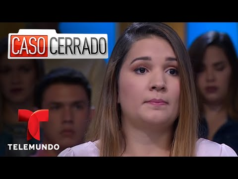 Caso Cerrado | Pregnant 12-Year-Old Refuses Termination🙊😬 | Telemundo English