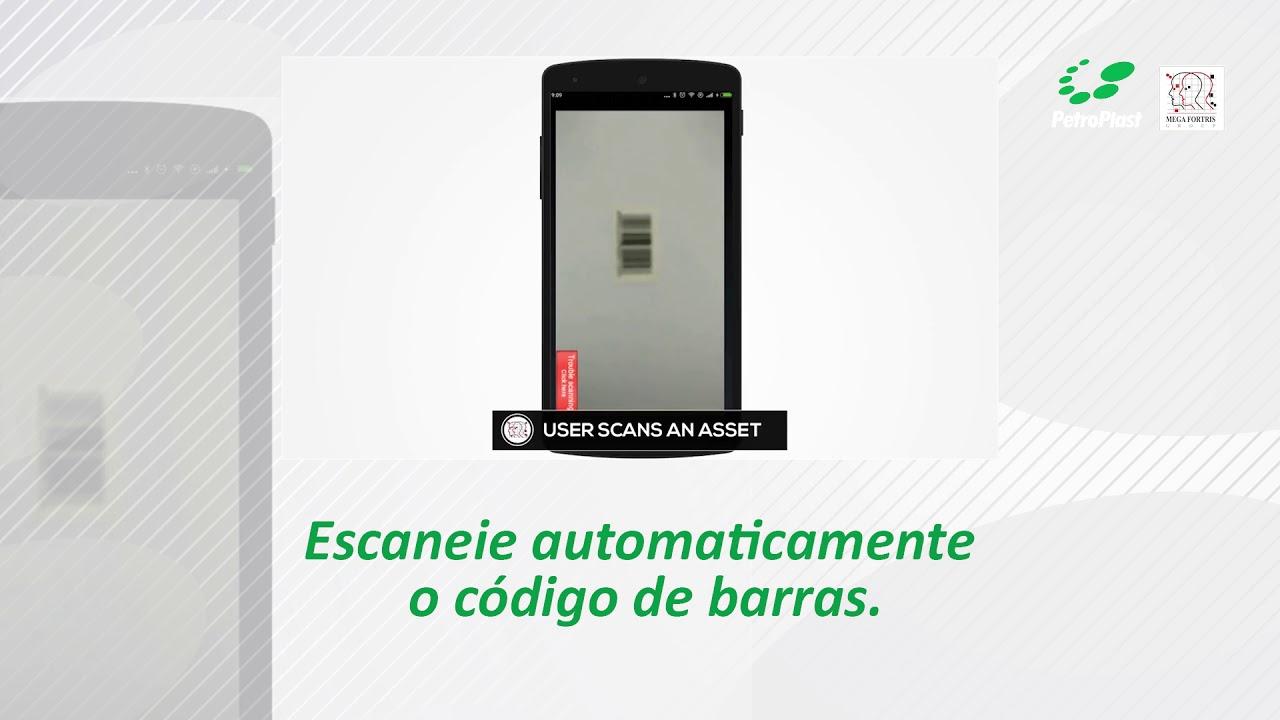 Mega App para Lacres de Segurança