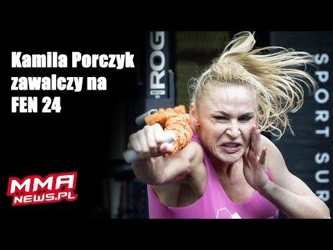 """Kamila Porczyk o debiucie FEN: """"Baby górą."""""""