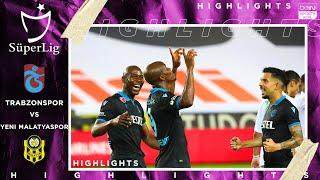 Trabzonspor 3 - 1 Yeni Malatyaspor - HIGHLIGHTS & GOALS - (9/26/2020)