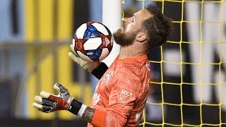 SAVES: Stefan Frei earns fifth shutout of season with incredible effort