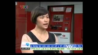 Mở tài khoản tiết kiệm với thẻ ATM Techcombank (VTV1)