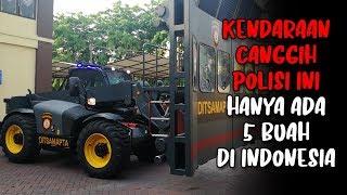 Kendaraan Canggih Polisi Ini Hanya Ada 5 di Indonesia