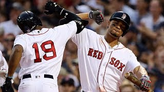 2017 ALDS Game 3 Highlights | Astros vs Red Sox ᴴᴰ