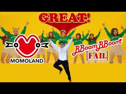 【KY】MOMOLAND — Bboom Bboom DANCE COVER (Parody ver.)