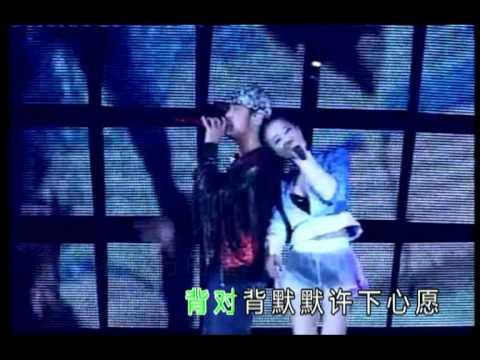 周杰伦 vs 蔡依林 (雙J) - 今天你要嫁給我+星晴+說愛你 [KTV]