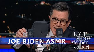 Joe Biden's Whispers Make Terrible ASMR