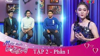 MỘT NỬA HOÀN MỸ tập 2 - P1   Cô giáo trẻ trường mầm non Phạm Thị Lài (Bé Lài) 23 tuổi   VTV3