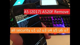 SAMSUNG A520F BINARY 4 FRP REMOVE DONE - MOBILES MANIA BY ZEESHAN BUTT