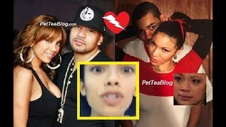 DJ Envy Ex Sidechick Erica Mena Comes for his Wife Gia, She Responds (Video)👀