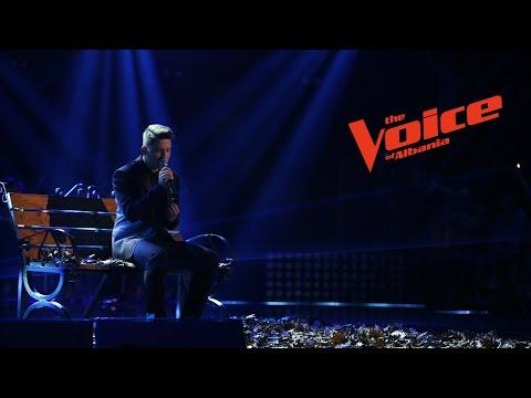 Klinti Çollaku – Kur braktis atë që do – Çerekfinale / Netët Live – The Voice of Albania 6