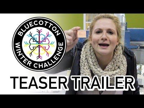 BlueCotton Winter Challenge 2014 - Teaser Trailer
