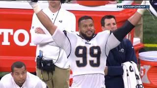 LA Rams Radio Call of Greg Zuerlein's 57 Yard Game Winning Field Goal vs Saints