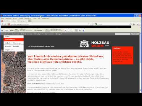 Wordpress Schulung: Seiten verwalten #2