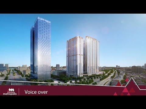 Vinhomes Metropolis _VO | VNimation | Phim 3D | Quảng cáo Bất động sản 360
