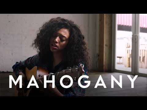 Mahalia - Marry Me | Mahogany Session