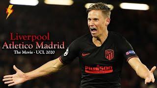 Liverpool - Atletico Madrid 2-3 (Marianella) 2020