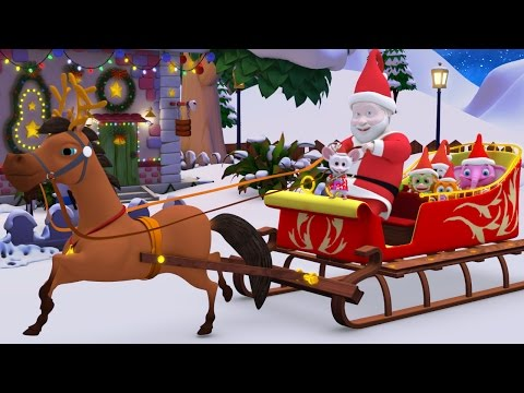 We Wish You a Merry Christmas | Christmas Songs & Christmas Carols Collection | Kids Nursery Rhymes