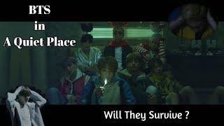 A Quiet Place BTS Version Trailer