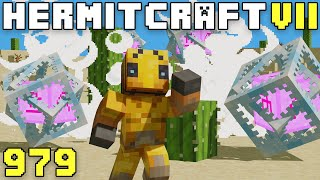 Hermitcraft VII 979 End Of The End Crystal