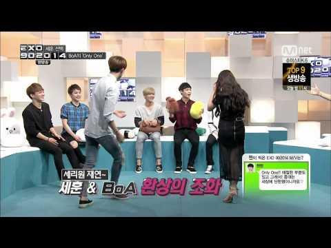 [VID] 141017 Luhan Cut EXO 90:2014 Ep9