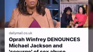 Was Monique Right About Oprah? Oprah Interviews Accusers From 'Leaving Neverland'