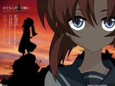 Higurashi No Naku Koro Ni OST - Main Theme