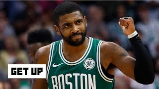 Kyrie to the Nets rumors heat up after split with agent, expected Roc Nation Sports signing | Get Up