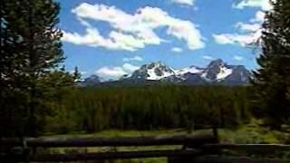 Idaho State travel destination