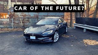 Is The Tesla Model S Still The Car Of The Future?