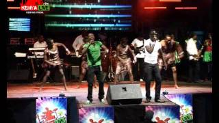 Beyo Beyo Band - Kenya live performance