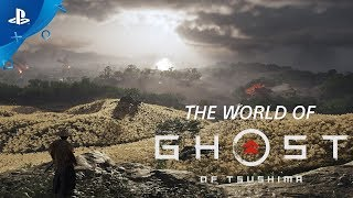 Ghost of Tsushima's World and Story | PlayStation Live From E3 2018