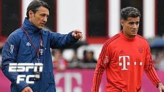 Bayern Munich loan gives Philippe Coutinho a change of scenery - Alejandro Moreno | Bundesliga