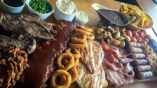 The UK's BIGGEST Mixed Grill @ The George, Stockton On Tees