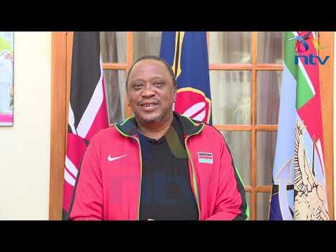 INEOS 1:59 Challenge: President Uhuru congratulates Eliud Kipchoge