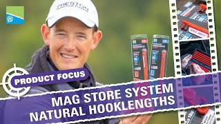 A thumbnail for the match fishing video NEW Mag Store System Barbed Hooklengths!